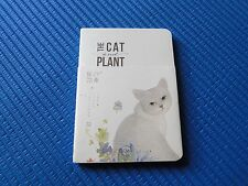 The Cat And Plant Notebook