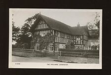Herefordshire LEOMINSTER The Poplands pre1919 RP PPC