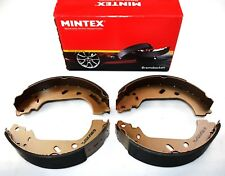 MINTEX REAR BRAKE SHOES SET LANCIA FIAT PEUGEOT MFR407 (REAL IMAGE OF PART)