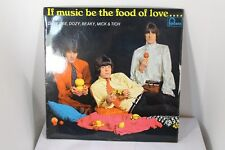 "dave dee dozy beaky mick and tich 12"" vinyl if music be the food of love tl5388"