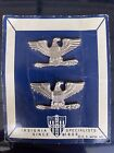 Vintage N.S. Meyer Inc New York Armed Forced Military Insignia Eagle Pin Buttons