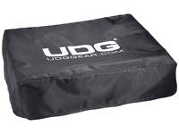 "UDG Turntable Dust Cover - Copertura Antipolvere per Giradischi o Mixer da 19"""