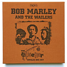 BOB MARLEY & THE WAILERS - THE UPSETTER SINGLES BOXSET ** MINT ** FREE P&P UK