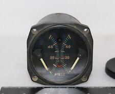 DOBLE MANOMETRO MOTOR - AF45 - 35640 INSTRUMENTO DE CABINA
