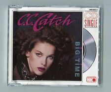 C. C. Catch  3-INCH-cd-maxi BIG TIME © 1989 - 889 892-3 - German-2-Track