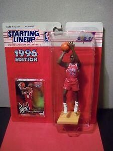 1996 SLU Basketball #33 Jerry Stackhouse FP