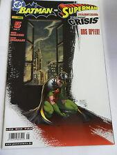 1x Comic DC - Identity Crisis - Batman & Superman - Nr. 5