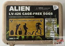 NECA XENOMORPH ALIEN EGGS CAGE FREE EGGS CARTON ALIENS FACEHUGGER 2015 ACCESSORY