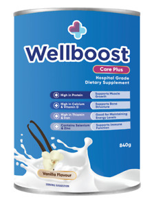 Wellboost™ Care Plus - Nutritional Supplement (840g)