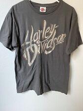 Horny Toad Harley Davidson Temple Texas T-Shirt 2012