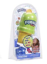 Little Kids Fubbles No-Spill Bubble 4 oz Tumbler New