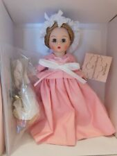 """New! Madame Alexander Doll """"Emma"""" #48215 Colonial Williamsburg Collection NRFB"""
