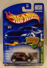 2002 Hot Wheels Treasure Hunt #11 Morris Mini Cooper Real Riders Quantity