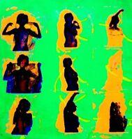 Marilyn Monroe 1968 Bert Stern Silkscreen Serigraph Art Last Sitting VTG COA #3B