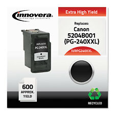 Innovera Remanufactured 5204B001 (PG-240XXL) Extra High-Yield Ink Black PG240XXL
