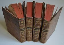 BIBLIOTHEQUE PHYSICO ECONOMIQUE BUISSON HOTEL SERPENTE 1782 A 1785 BE