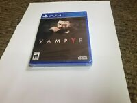 Vampyr (Sony PlayStation 4, 2018) PS4 new