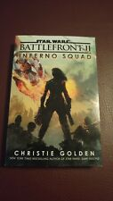 Star Wars: Battlefront II: Inferno Squad by Christie Golden, Paperback