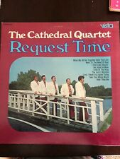 The Cathedral Quartet Request vinyl record