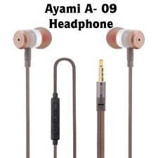 IN EAR EARPHONES HEADPHONE METAL NOISE ISOLATING EARPHONE FOR MP3 4 5 PHONES