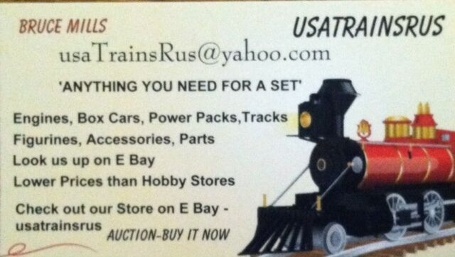 USA Trains R Us