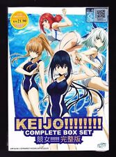*NEW* KEIJO!!! *13 EPISODES*ENGLISH DUBBED*ANIME DVD*US SELLER*FREE SHIPPING*