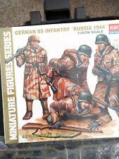 academy 1/35 German Ss Infantry Russia 1944 Oop
