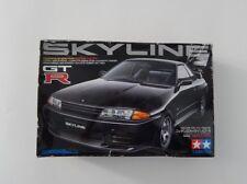 Tamiya 1:24 Scale Nissan Skyline GT-R BNR32 Model Kit - New # 24090*1200 R16676