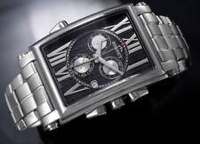 BISSET PATTAS XB2DC39 SWISS MADE ALARM CHRONOGRAPH Men's Watches NP 399 $