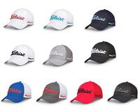 NEW 2018 Titleist Prov1 Tour Elite Golf FJ Mesh Stretch Fit CAP HAT S/M M/L L/XL