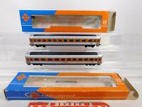 CO735-1 #2x Roco H0 / Dc 4273 Voitures Abwümzg 227 DB Nem, Très Bien + Box
