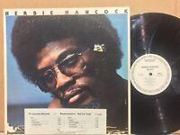 Herbie Hancock Secrets EX WLP PROMO jazz funk