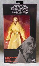 "Star Wars 6"" Black Series Supreme Leader Snoke Action Figure - The Last Jedi"