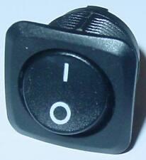 Balancent commutateur, Mini Balancent commutateur, on/off, panneau rectangulaire 250v 5a, s112s