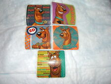 5 Scooby Doo    Stickers Party Favors