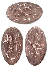 *Copper* Anaheim - Castle Inn & Suites (3) made w/unc pre82 copper cents