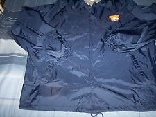 COOPERSTOWN-DREAMS PARK-NYLON JACKET-EMBROIDERED-NEW-XL