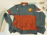 Vintage Seattle Supersonics Game Used Warm Up Jacket #45