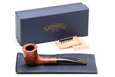 Savinelli Oscar Tiger Smooth Briar Pipe 404 Tobacco Pipe