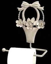 meuble accessoire de salle de bain porte deroule rouleaux papier toilette wc