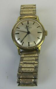 VINTAGE ZENITH WATCH - 598A271 - ENGRAVED