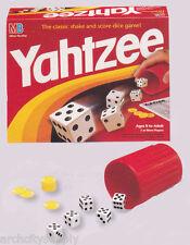 YAHTZEE GAME - NEW - MILTON BRADLEY/HASBRO       #ZHAS-E0950