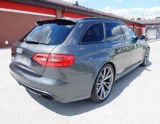 Audi A4 Avant B8 Heckspoiler Spoiler RS Look S line