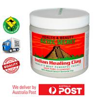 Aztec Secret Indian Healing Clay Facial Deep Pore Cleansing Mask 454g NEW #96