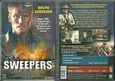 DVD - SWEEPERS avec DOLPH LUNDGREN ( ROCKY 3 ) / COMME NEUF