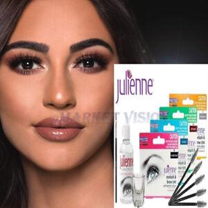 Eyelash & Eyebrow Tinting Julienne Professional  Dye Tint Lash Kit - All Colours