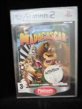 Madagascar para playstation 2 edicion platinum