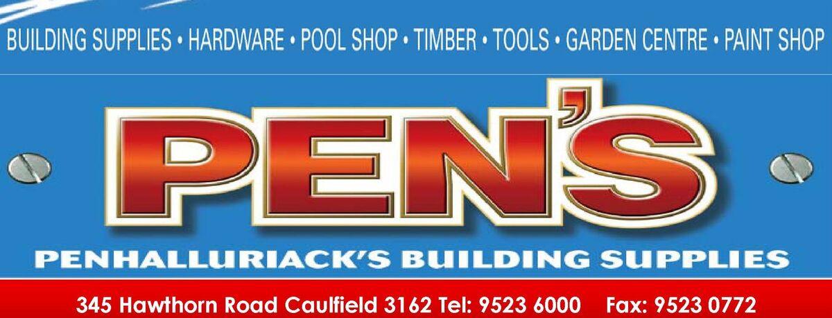 Penhalluriack's Building Supplies