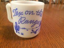 "Tex Ritter Kids Mug ""rare"""