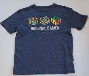 Original Gamer Rubick's Cube T Shirt - Youth XL